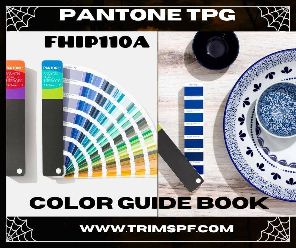 FHIP110A Pantone Trims Power