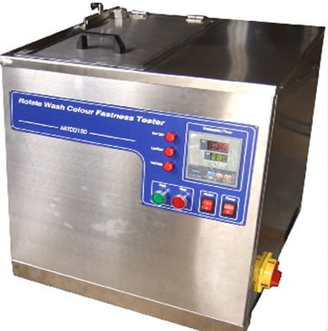 Rotate Wash Color Fastness Tester